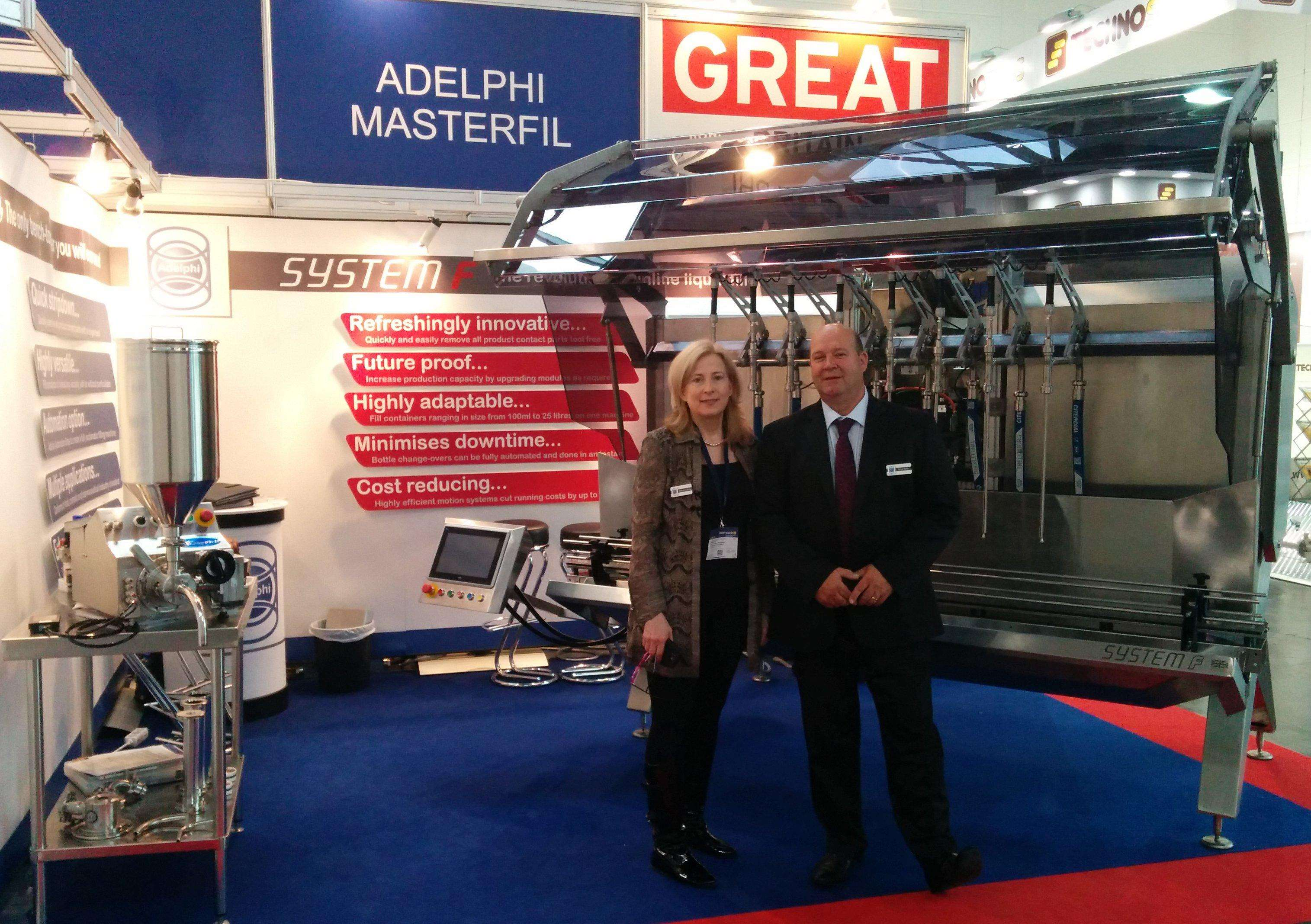 System F at Interpack 2014