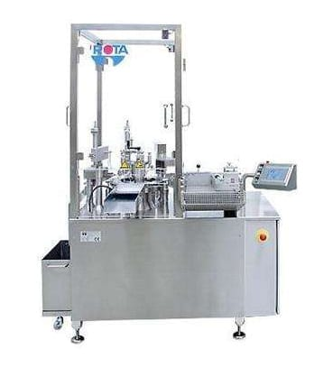 ROTA 911MA Automatic Ampoule Filler and Sealer