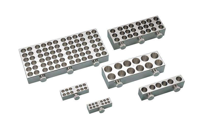 Metal Suppository and Pessary Moulds