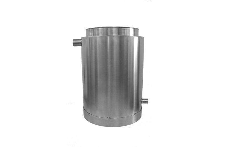 Hygienic Stainless Steel Water Jacketed Vessels