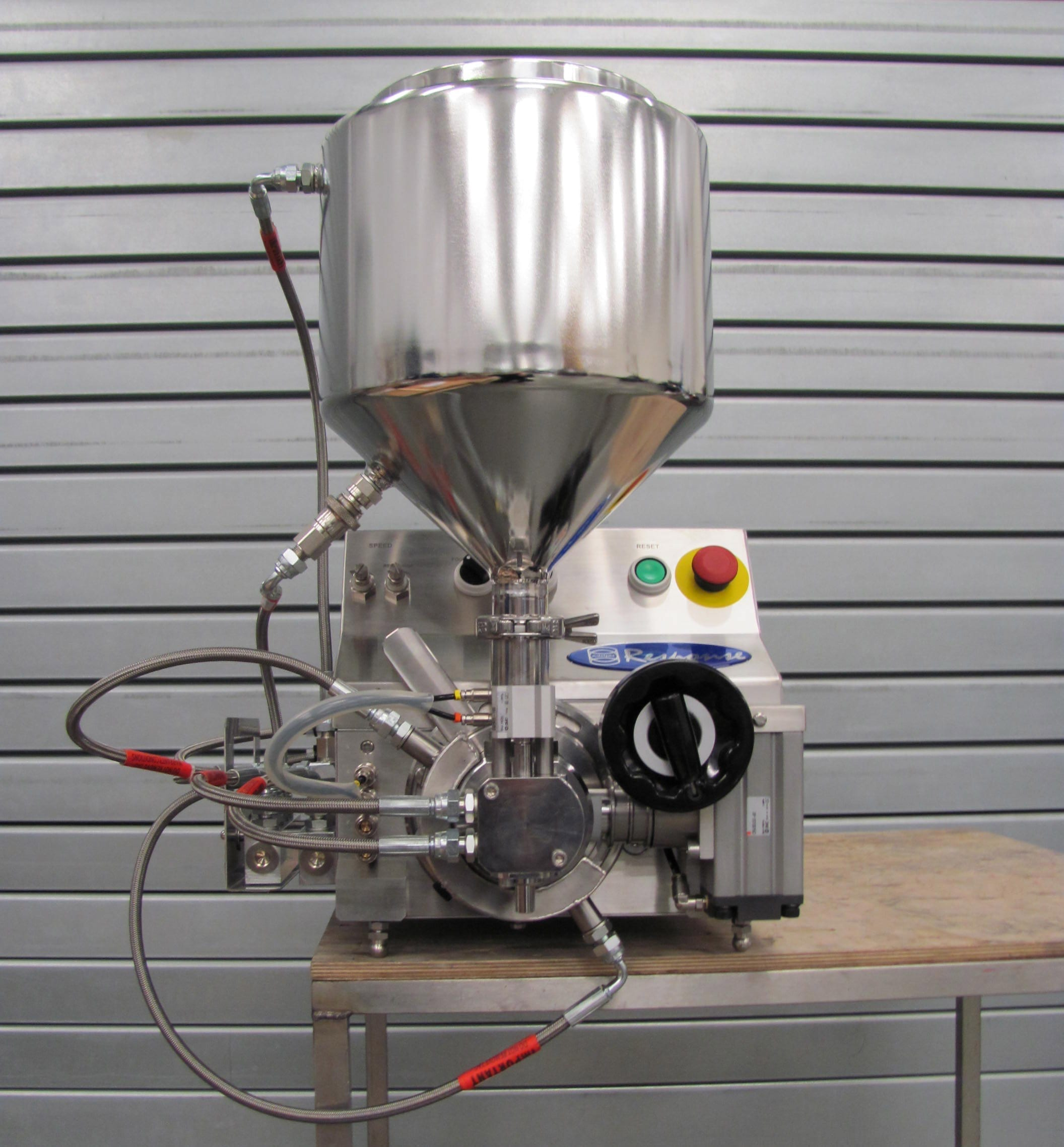 Heated Filling Machine for Deodorant and Hair Oil