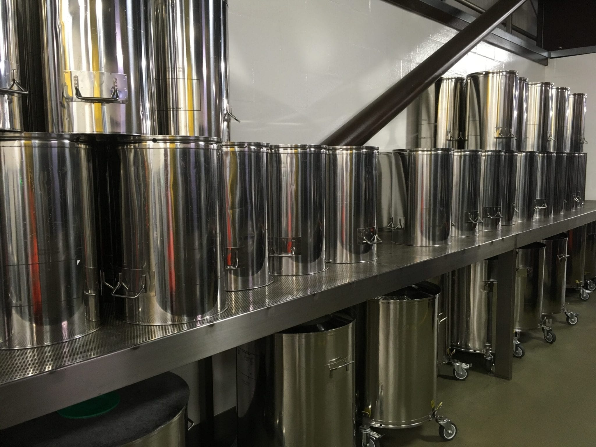 316L Stainless Steel Pharmaceutical Manufacturing Vessels