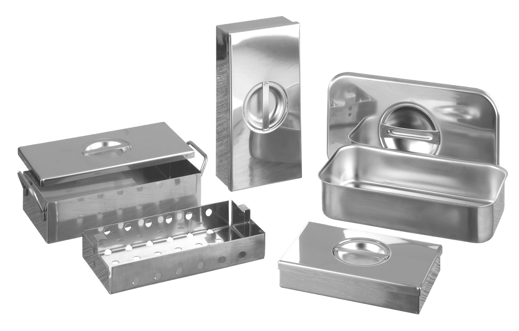 Hospital Instrument Boxes
